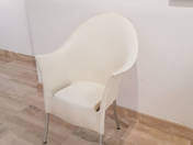 Philippe Starck chairs (4 pieces)