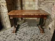 Biedermeier table