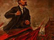 Lenin a Vörös téren