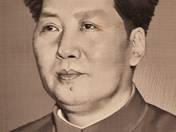 Rákosi Mátyás- Mao Ce-Tung portré