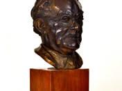 Szakasits Árpád portréja