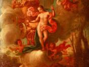 Ismeretlen festő (XVIII. század): Mitológiai jelenet párban