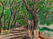 Tagore sétány, Balatonfüred