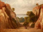 Az új aligai út, 1900
