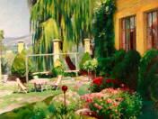 Nagybányai kert