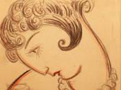 Női fej (1926)
