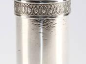 Bécsi antik ezüst cukorszóró