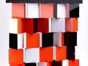 Mobil pixel lamp (2009)
