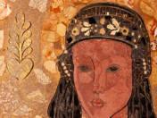 Hímeskő - Anya gyermekével