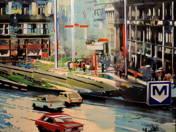 Felszabtér 1984 Budapest (hommege á Bernáth(y) Sándor) (2017)