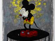 Mickey szomorú