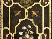 XVIII. századi Pietra Dura asztal