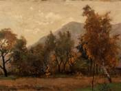 Sashegyi táj (1918)