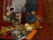 Csendélet Van Gogh képpel