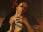 Lány galambbal (1770)