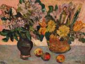 Csendélet vázákban