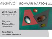 """Romvári Márton: """"Soft and Hard"""" – kiállítás beharangozó"""