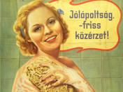 Jólápoltság friss közérzet - plakát