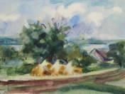 Szénaboglyák (1956)