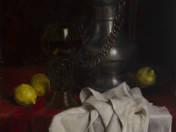 Csendélet citromokkal