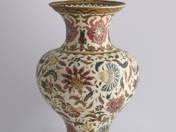 Zsolnay váza perzsa dekorral