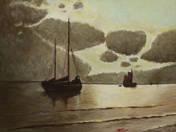 Halászhajók a parton