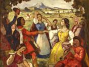 Magyar tánc