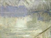 Margit híd ködben