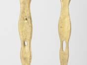 Aranybálvány pár