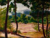 Napsütéses táj (1907)