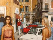 Róma, Fiat, Szerelem (1980)