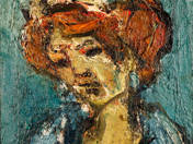 Fiatal lány portréja