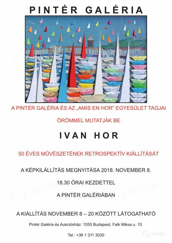 Saint-Tropez - 50 év - Ivan Hor