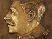 Sztálin-relief