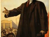 Lenin plakát