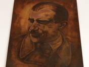 Zalka Máté portréja dúc