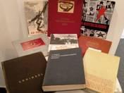 Könyvek a múltból (9db)