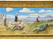 Sárkányölő Szent György a Balaton-felvidéken