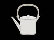 Bachruch ezüst teáskanna