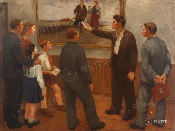 Novemberi online művészeti aukció
