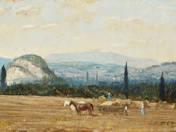 Cseszneki táj (1959)