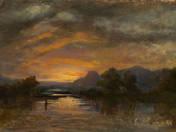 Hajnali táj
