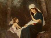 Mária a Gyermekkel