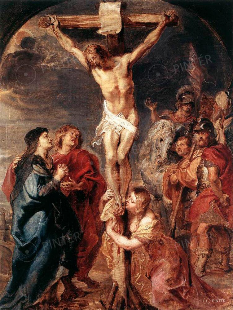 P. P. Rubens : Crucifxion (1627)