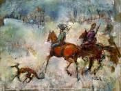 Téli vadászat