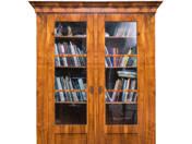 Biedermeier könyvszekrény, Jedlik Ányos hagyatékából