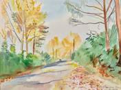 Őszi sétány