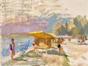 Tihanyi strand
