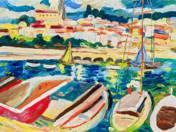 Mediterrán kikötő
