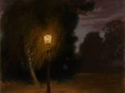 Magányos gázlámpa